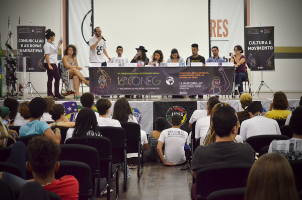 UBES relança o CIRCUS, circuito cultural dos secundaristas