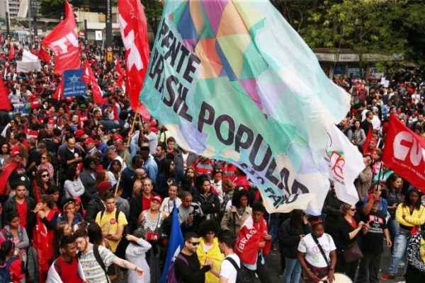 UBES participa de conferência da Frente Brasil Popular