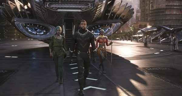 """""""Pantera Negra"""" vai muito além de um herói negro"""