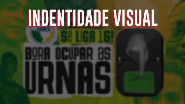 """Identidade Visual do """"Se Liga 16!"""" mostra a cara e a coragem da juventude brasileira"""
