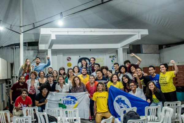 UBES e UNE convocam caravana para Curitiba