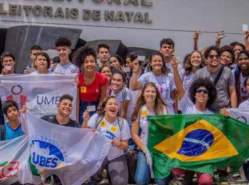 UBES e UMES no TSE Natal