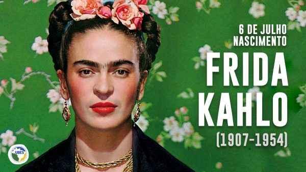 No mês da Frida Kahlo, conheça o grêmio que leva seu nome