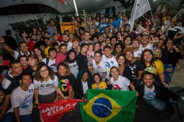 Estudantes decidem apoiar Haddad e convocam juventude a trazer luz para o debate eleitoral