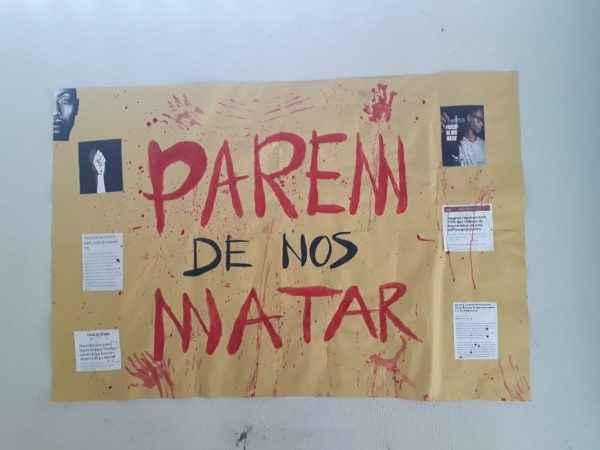 Estudantes se mobilizam por massacre de Paraisópolis