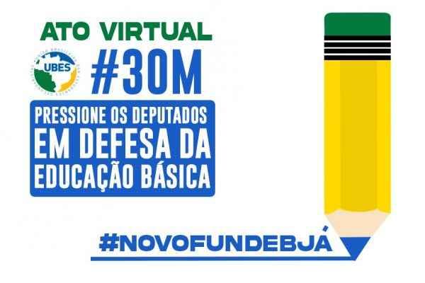 #NovoFundebJá: entenda a importância do fundo e do dia de luta nas redes