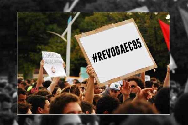 #RevogaEC95: Para garantir o mínimo pela Educação, é preciso revogar o teto de gastos