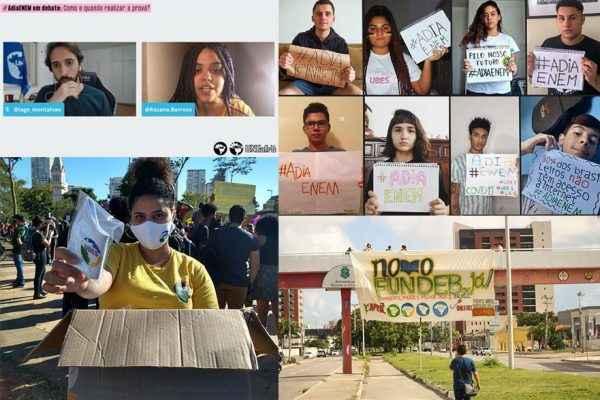 Lutas do Trimestre: Veja as notícias sobre a UBES na imprensa