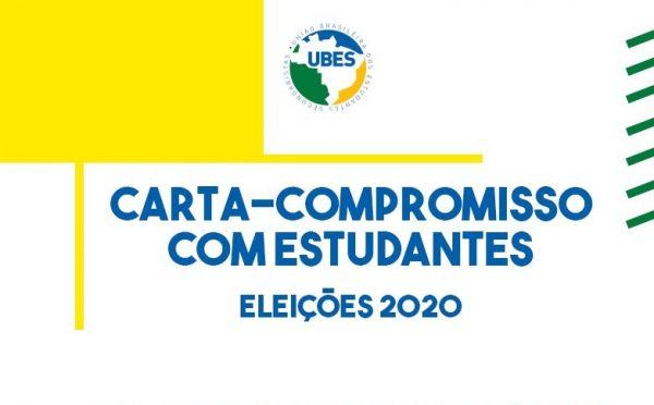 UBES lança carta-compromisso por cidades mais democráticas, que priorizem a vida e a educação