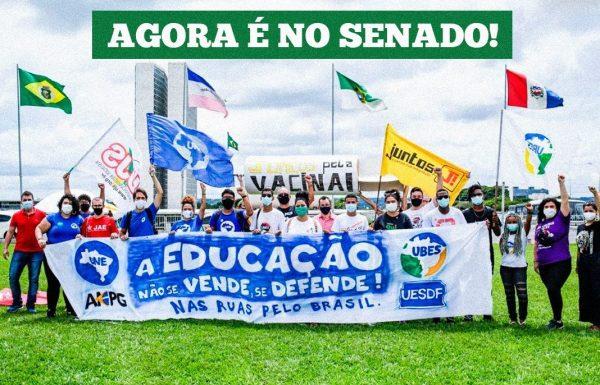 NOTA: Vitória e resistência - Fundeb é pra escola pública!