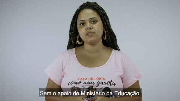 """UBES e UNE lançam campanha """"VACINE A EDUCAÇÃO"""""""