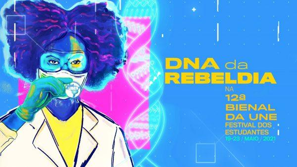 DNA da Rebeldia: Programação da UBES na Bienal terá luta e ciência