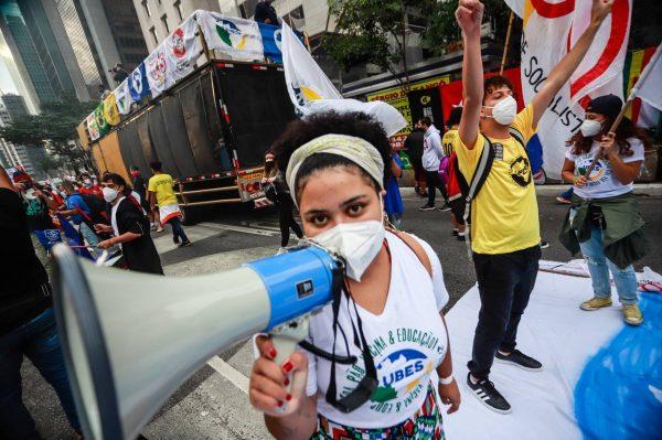 #29M e #19J mostram responsabilidade e inconformismo por #ForaBolsonaro